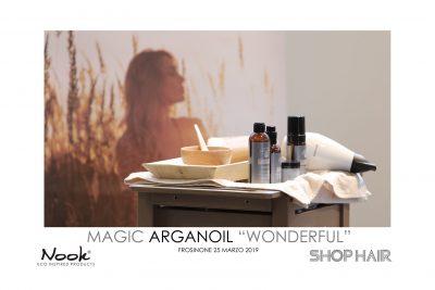 corso magic Arganoil