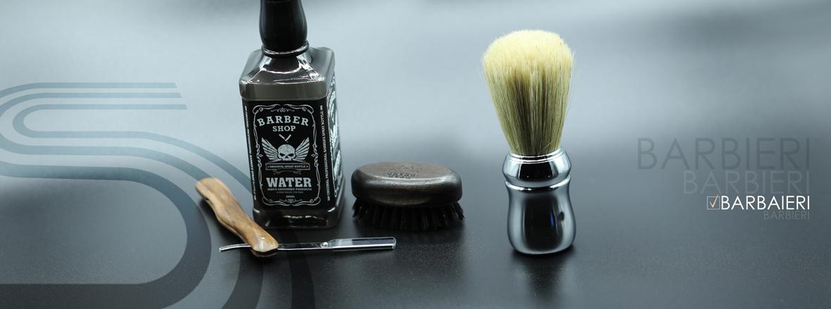 prodotti per barbieri
