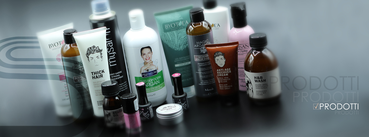 shophair prodotti
