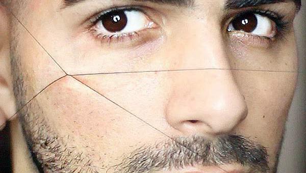 definizione barba con filo arabo