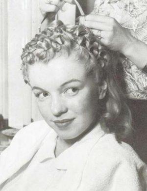 la permanente Marilyn Monroe
