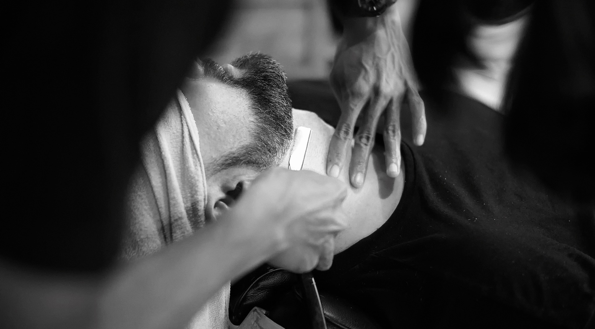 Il barbiere mestiere antichissimo